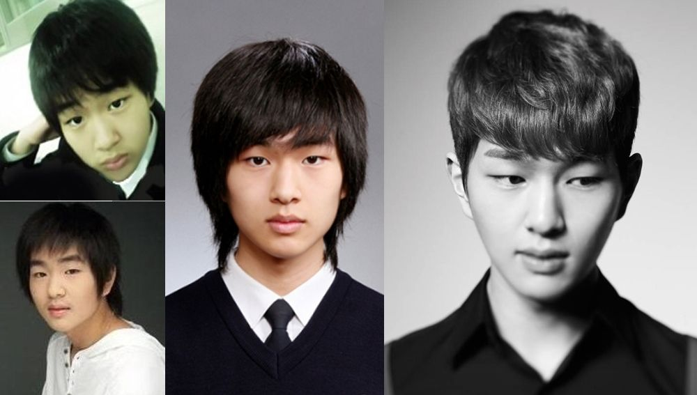 10 Male Idols Before And After Shinee Shinee Onew Idol