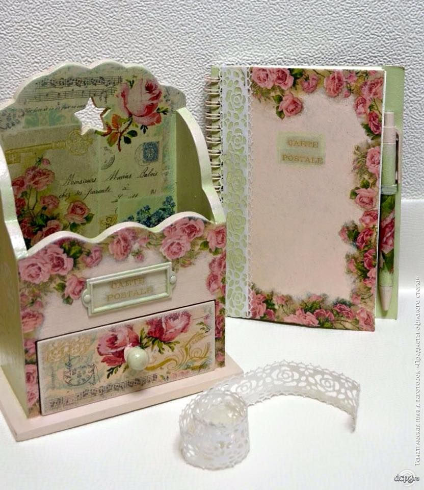 High Quality Decoupage Art Craft Handmade Home Decor DIY Do It Yourself Materials And  Techniques: Napkin Acrylic Paint Varnish Etc.