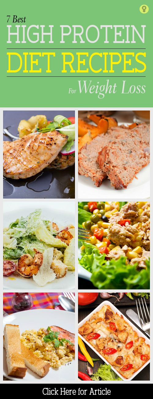 High protein low fat weight loss diet picture 5