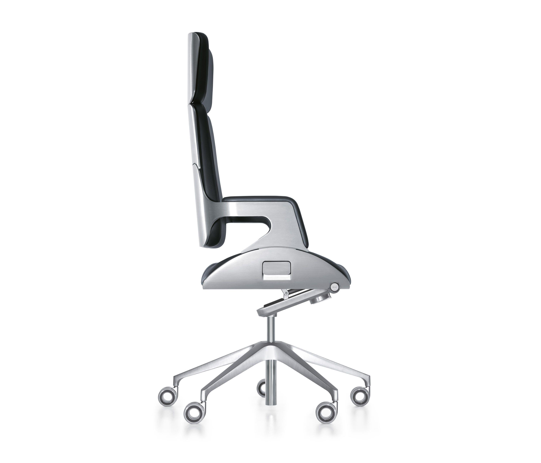 SILVER 362S - Designer Arbeitsdrehstühle von Interstuhl Büromöbel ...