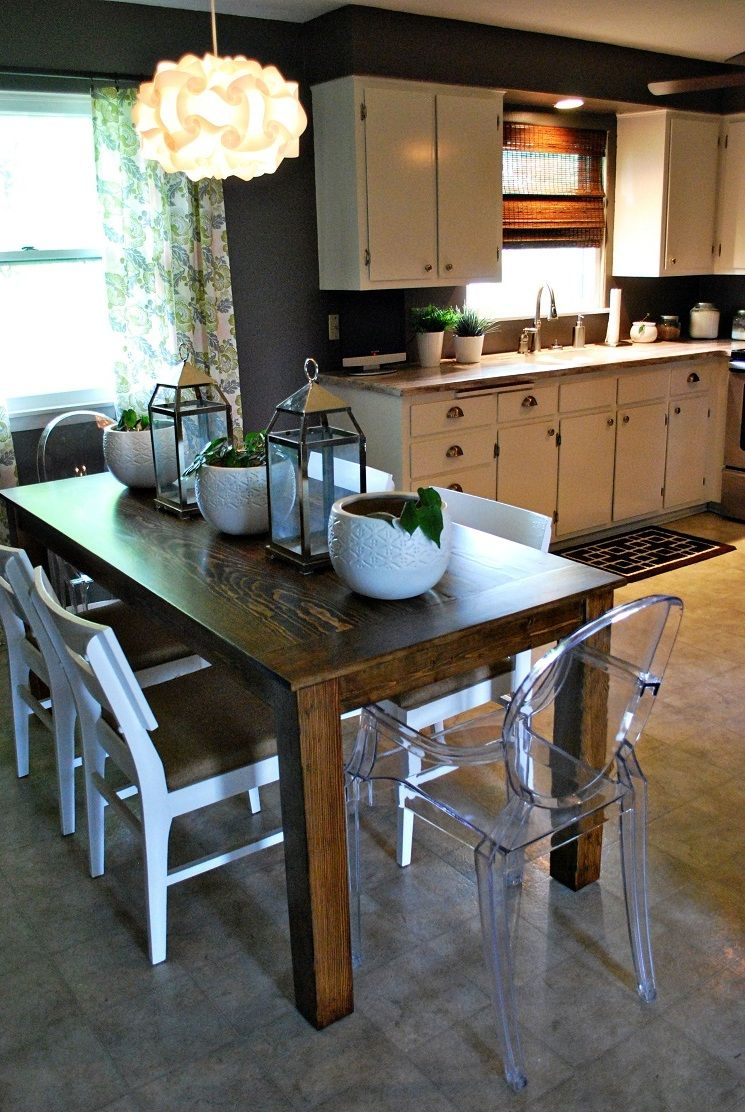 awesome diy dining room table  diy dining room table diy