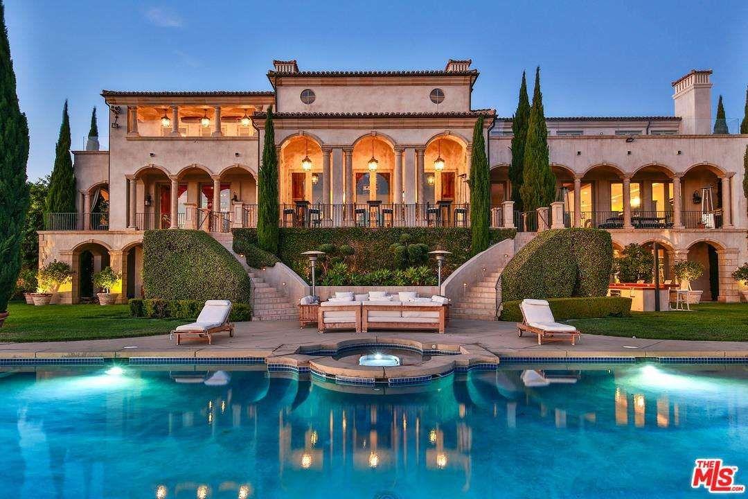 $24.5 Million Malibu Mega-Mansion