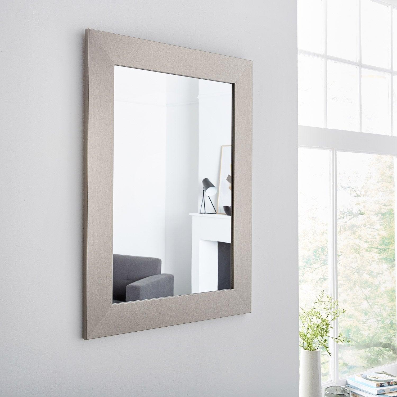 Miroir Loft Acier L50 X H70 Cm In 2019 Products