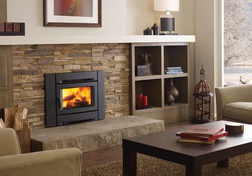Regency Alterra Ci1250 Wood Fireplace Insert Contemporary