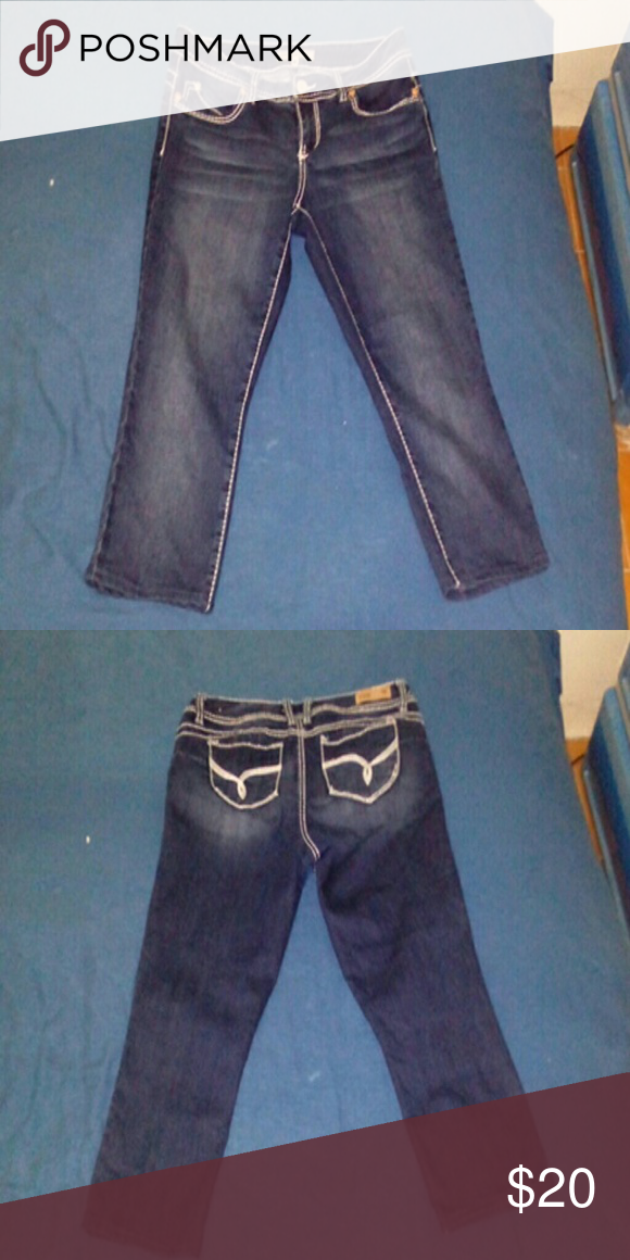 Bottoms Like new worn once Xcellent condition stretchable Jeans