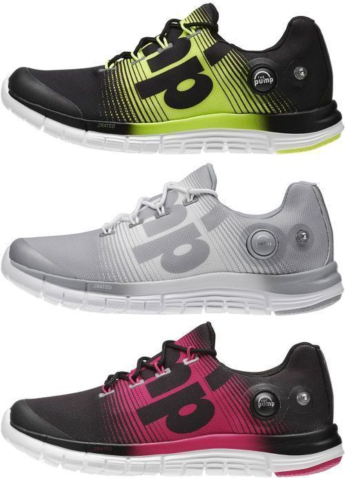 b37d3658724ccc Reebok ZPUMP Fusion - Womens Premier Running Shoe   Sneaker ...