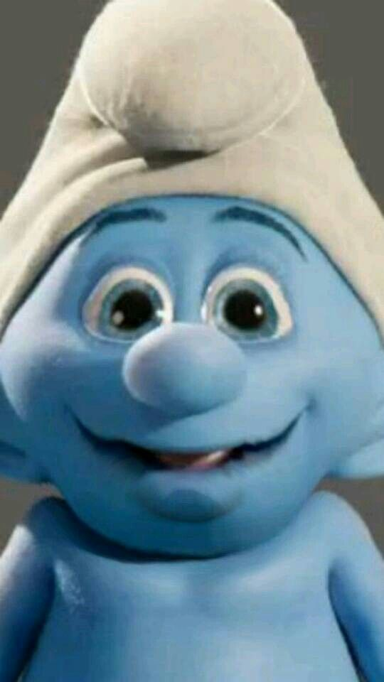 Pin By Eddie Vallecillo On Mcface Courtesy Of Fatbooth Smurfs Character Fictional Characters