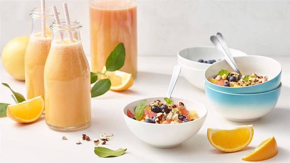 Koktajl I Sałatka Owocowa Kuchnia Lidla Recipes Food