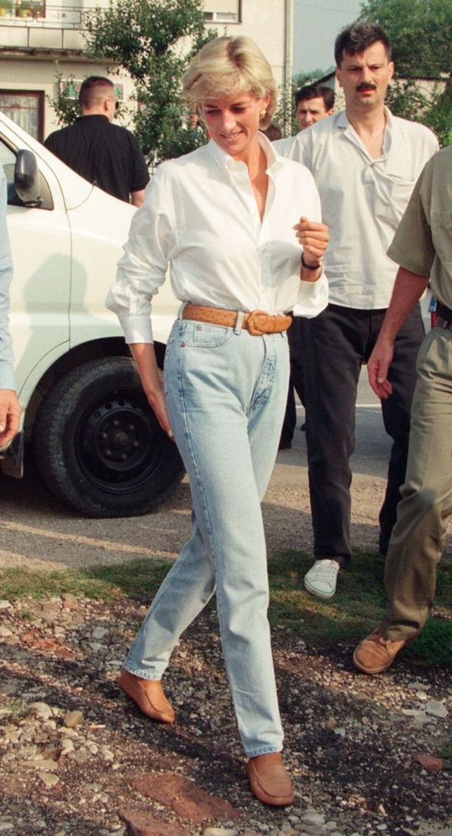 No One Did Denim Better Than Princess Diana: 20 Interesting Photos ...