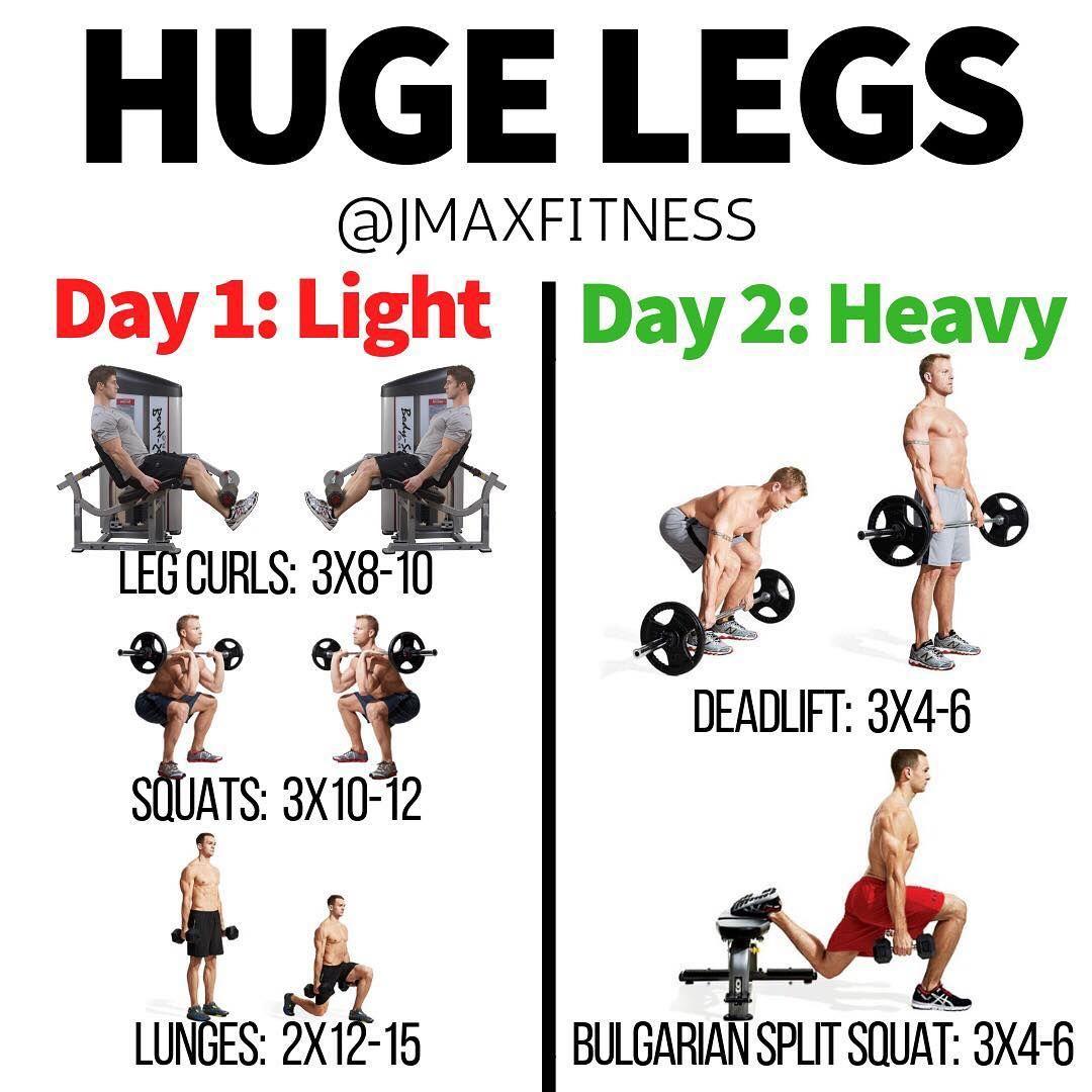 Build Bulging Bigger Legs Fast With This Workout Gymguider Com Leg Workouts Gym Leg Workouts For Men Bigger Legs Workout