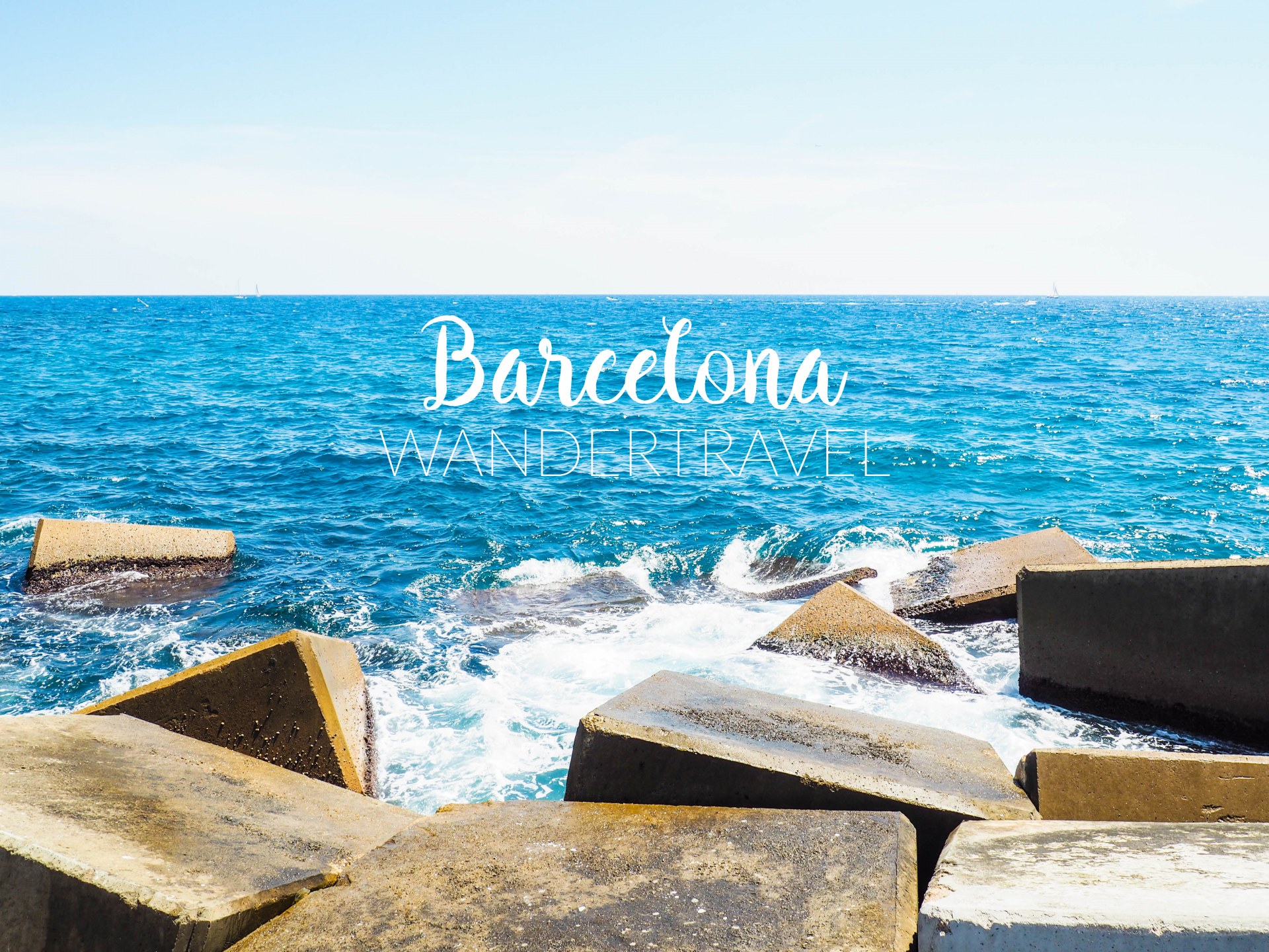 The other side of Barcelona