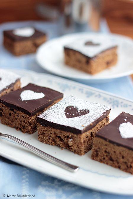 Plätzchensorte #08: Lebkuchen vom Blech   Pfefferkuchen ...