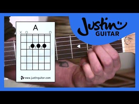 Super Easy First Guitar Lesson Guitar Lessons For Beginners