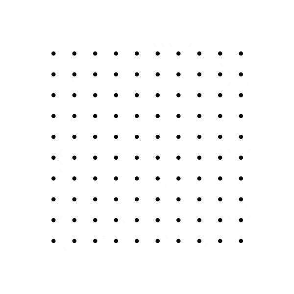 Dots Square Grid 02 Pattern Clip Art Free Vector In Open Office