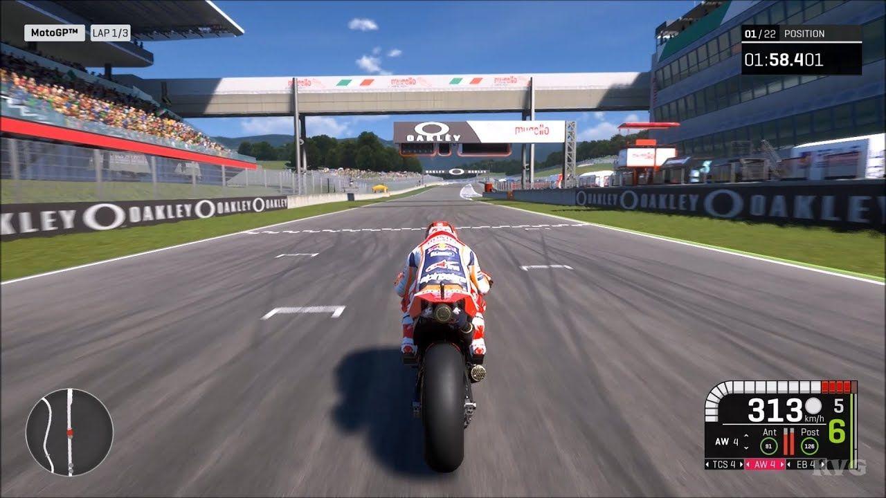 Motogp 19 Marc Marquez Gameplay Pc Hd 1080p60fps In 2020 Motogp Marc Marquez Marquez