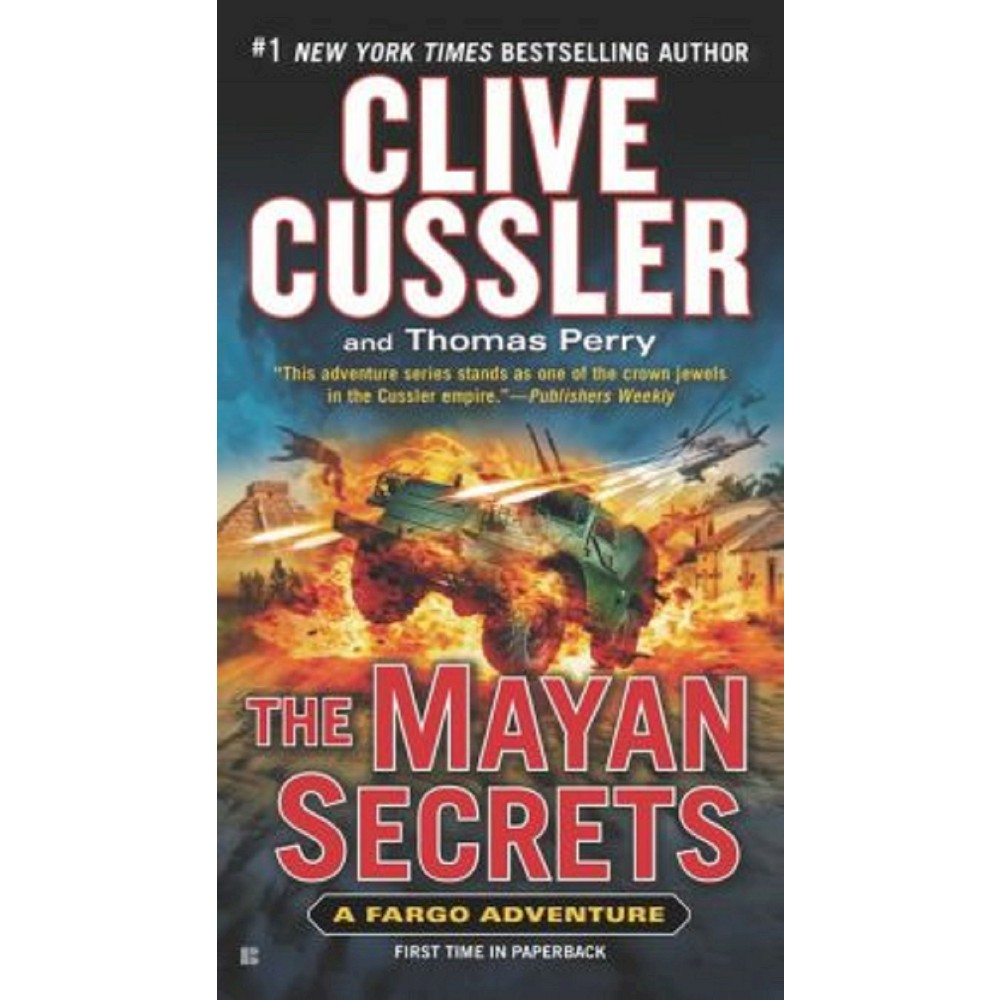 The Mayan Secrets (Paperback) by Clive Cussler by Clive Cussler