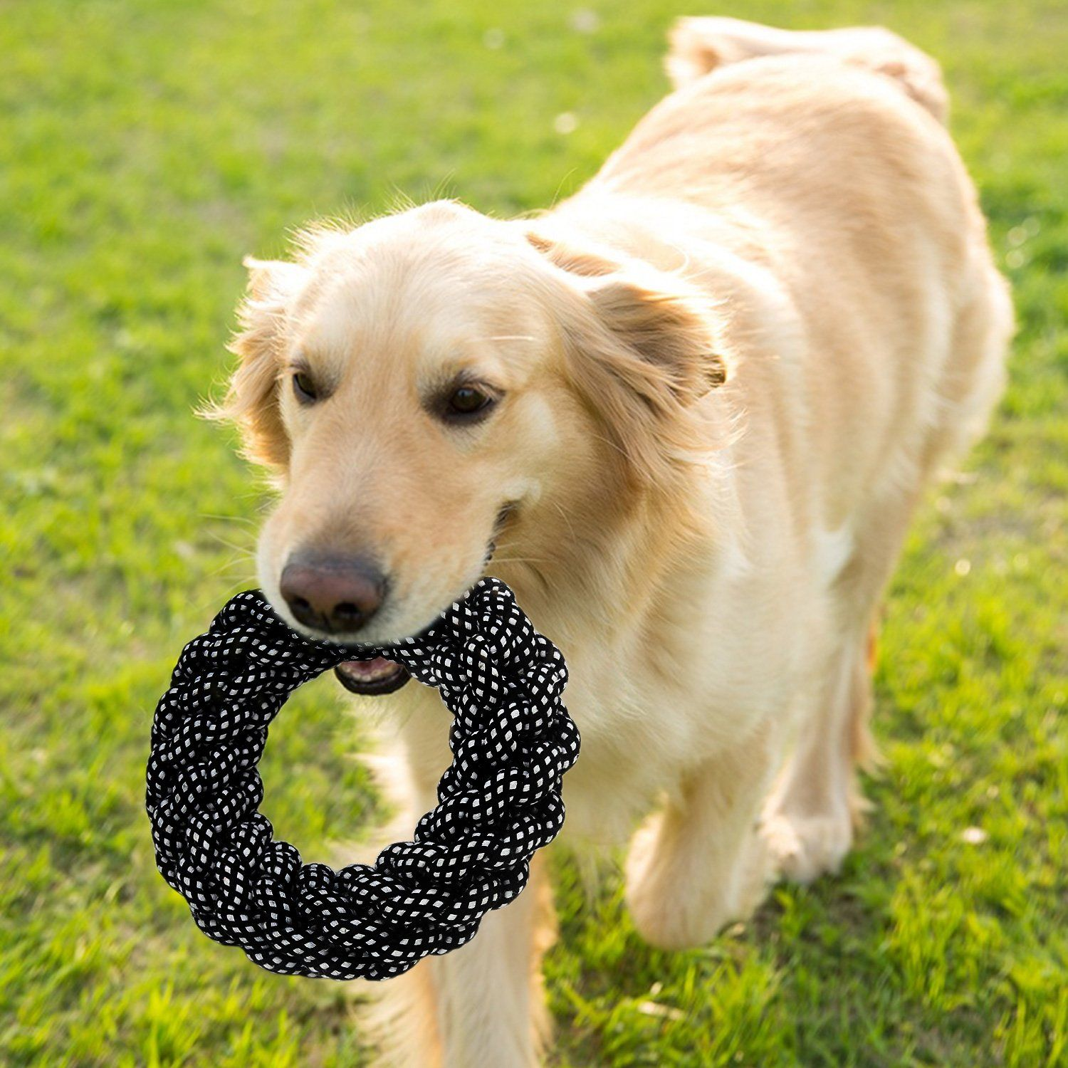 Lovekong Dog Rope Toys For Large Dogs Tough Dog Chew Toys For