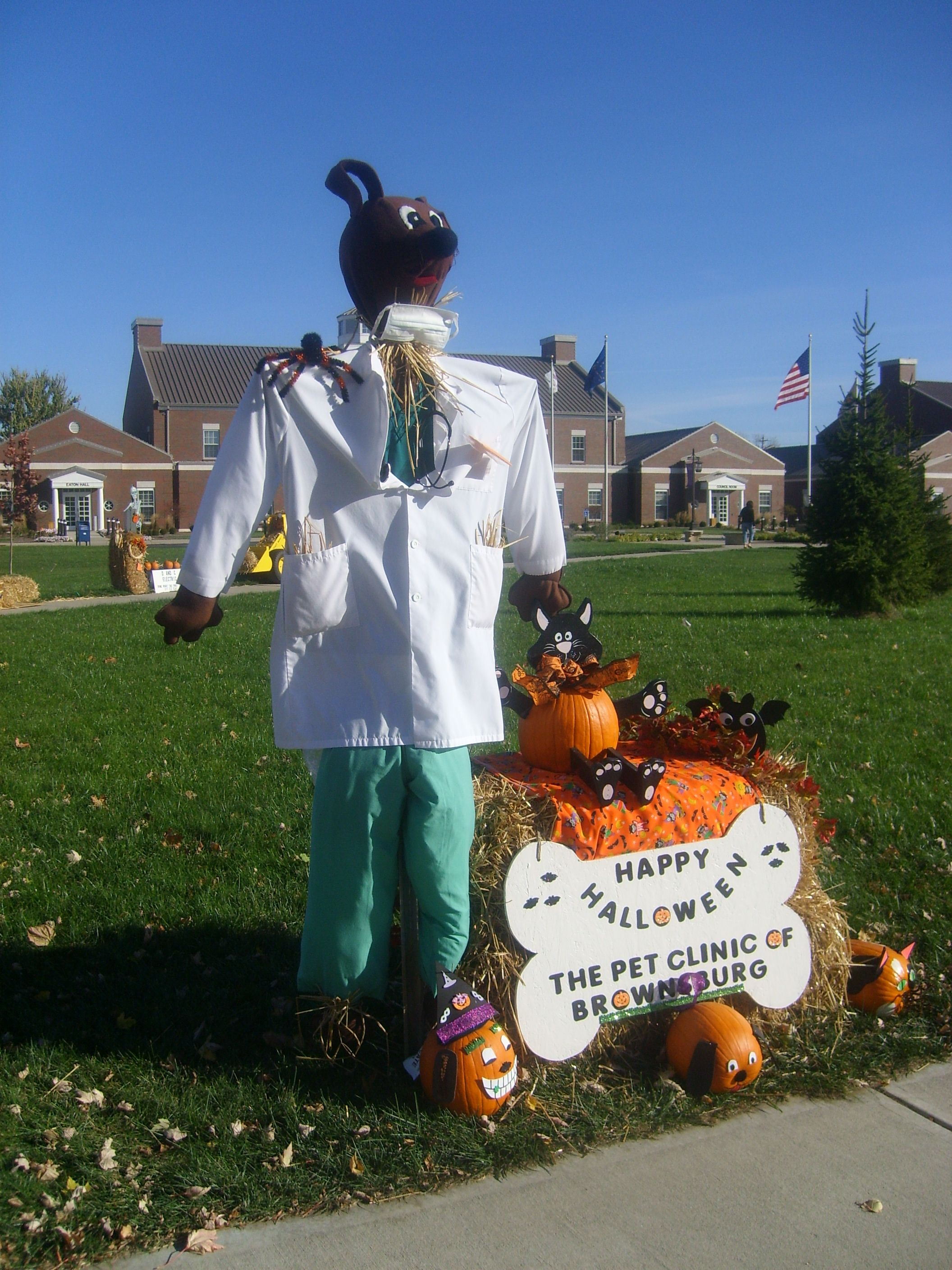 Happy halloween from the pet clinic of brownsburg