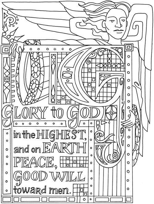 Design Originals Christmas Traditions Coloring Book