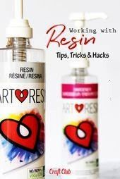 To Work With Epoxy Resin  MUST KNOW Tips For Resin Art  DIY Craft Club  Geode resin How To Work With Epoxy Resin  MUST KNOW Tips For Resin Art  DIY Craft Club  Geode resi...