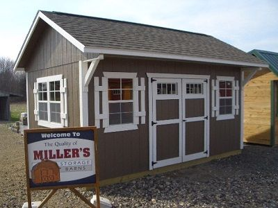 ultimate gable style sheds for sale in ohio amish buildings