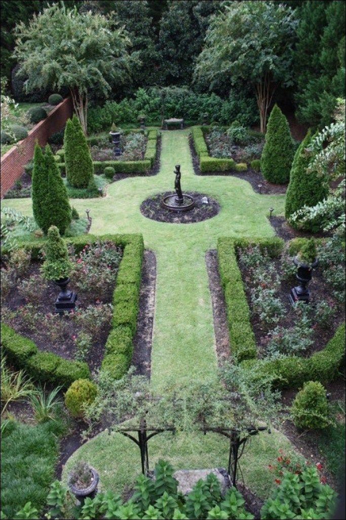 formal garden design 19
