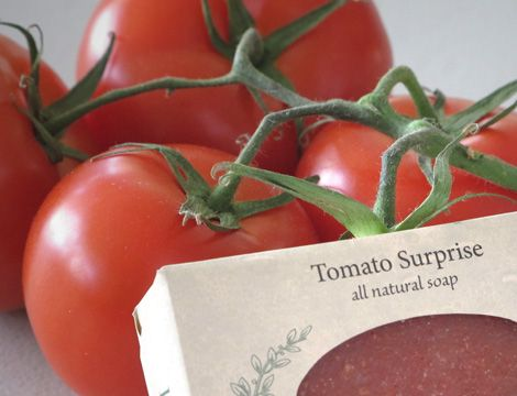 Tomato Surprise Soap Products I Love Juniper Berry