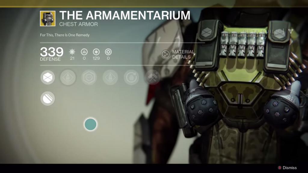 Exotic Titan Armor | Destiny Wiki