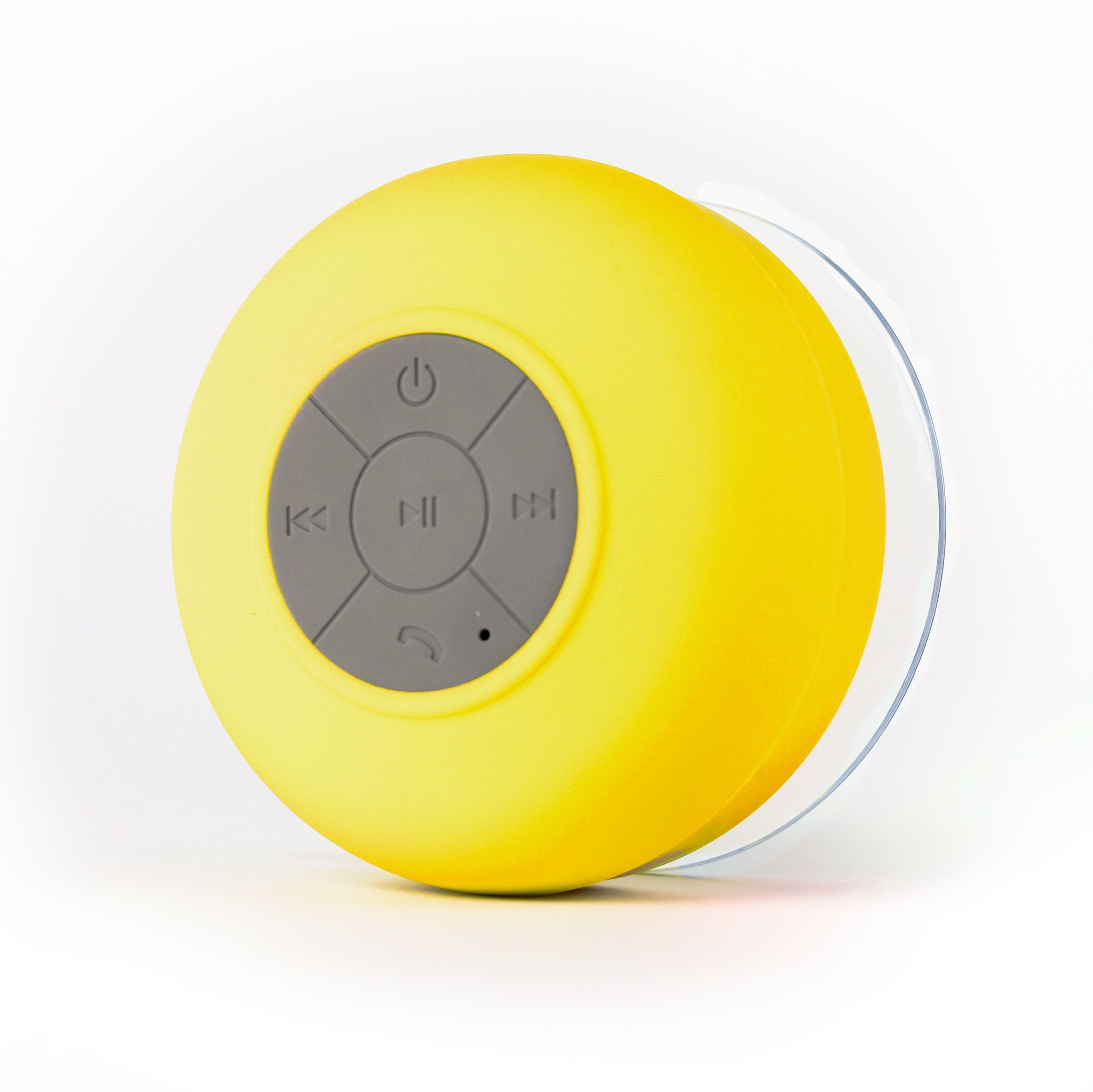 Yellow   $44.95   Splash Shower Tunes (All Colors)   Bluetooth Waterproof Shower  Speaker