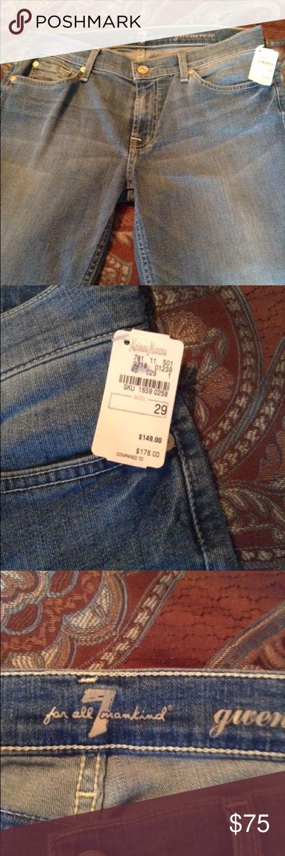 7 For All Man Kind Jeans 7 For All Man Kind Jeans 7 For All Mankind Pants Straight Leg