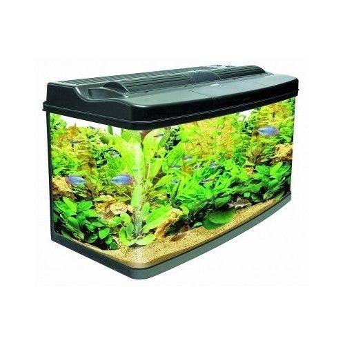 Aquarium Tank Fish Artificial Decor Pod Glass 120l Tropical Aquatic - halloween fish tank decorations