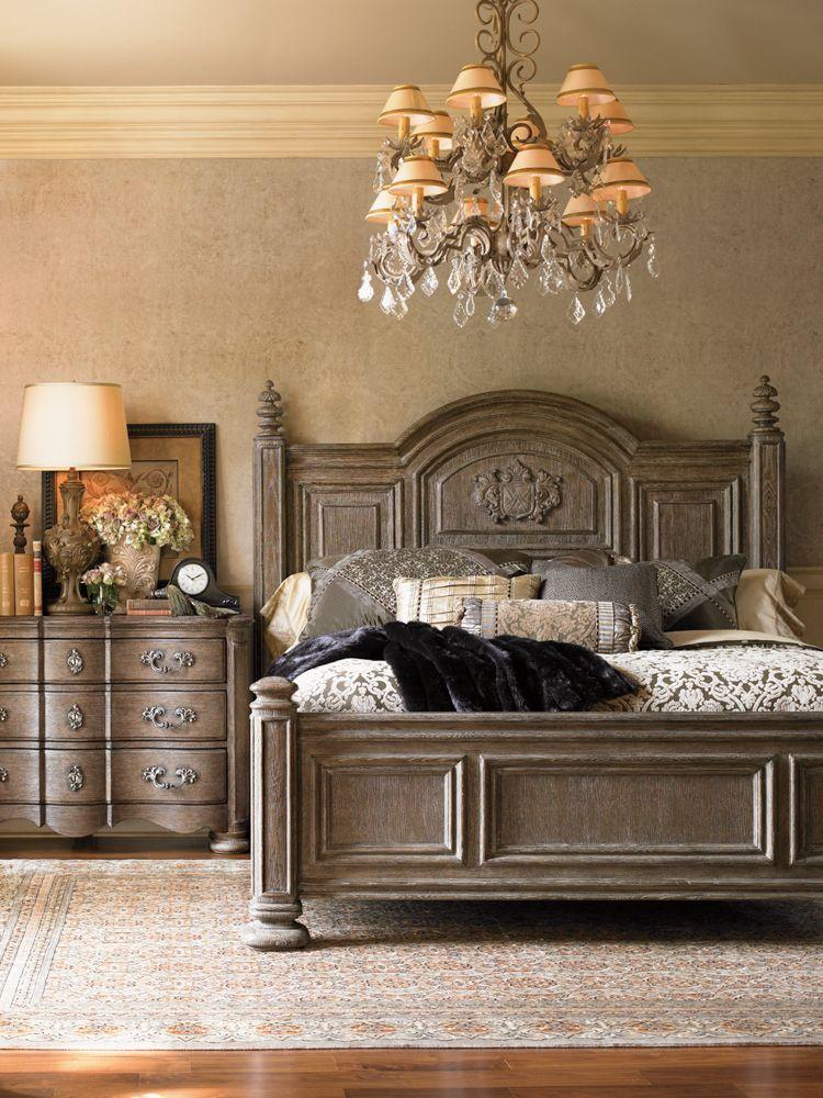 Lexington Home Brands La Tourelle Bedroom Set Design Bedroom Pinterest Bedrooms
