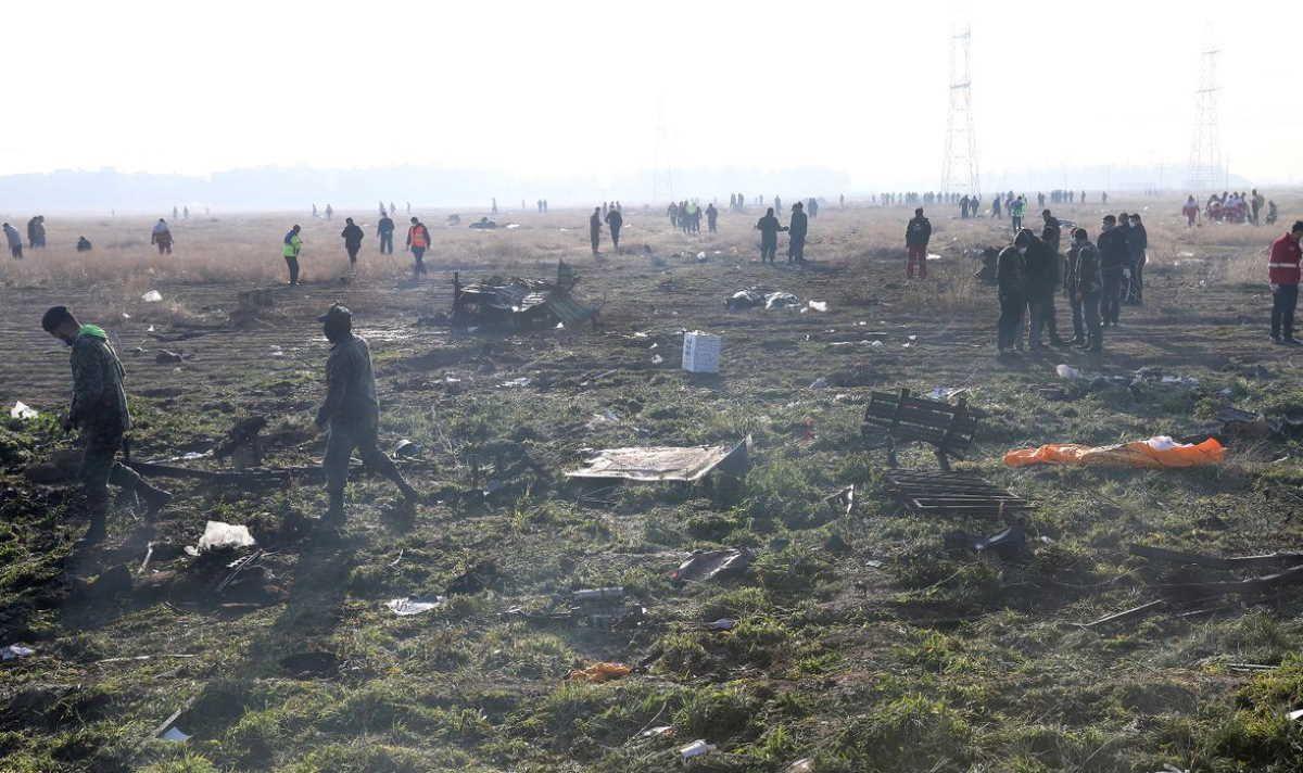 U.S. to join probe of Ukrainian plane crash in 2020