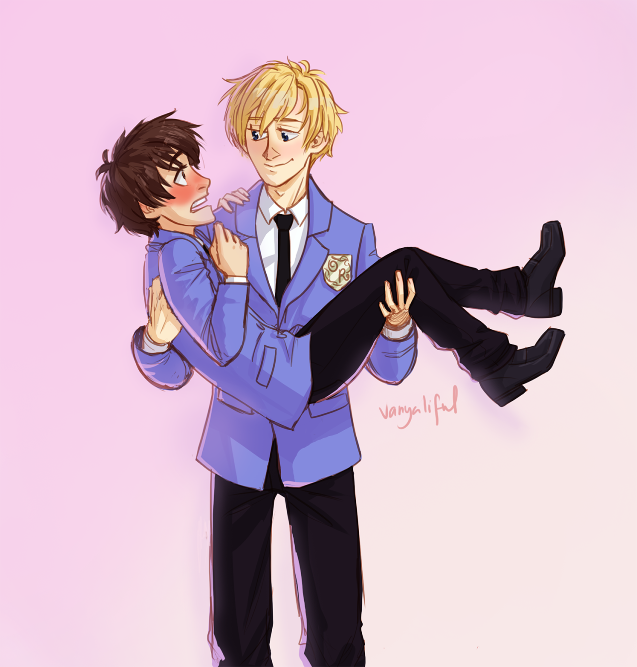 Vanyaliful Ohshc He Always Wanted To Carry Her Bridal Style After