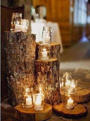 10 idee per usare il legno nel vostro matrimonio