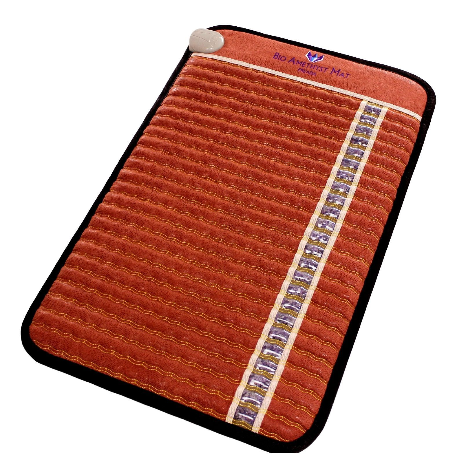 and mat tourmaline amethyst mini infrared mats product far charmed biomat front