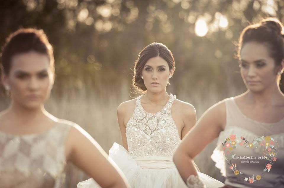 Field of Dreams Shoot- Wedding and bridal makeup