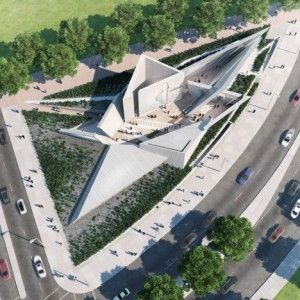 Libeskind trumps Adjaye in Canada's  National Holocaust Monument contest