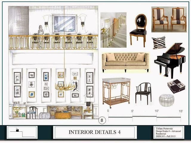Tiffany Leigh Interior Design Term 5 Final Project Advanced