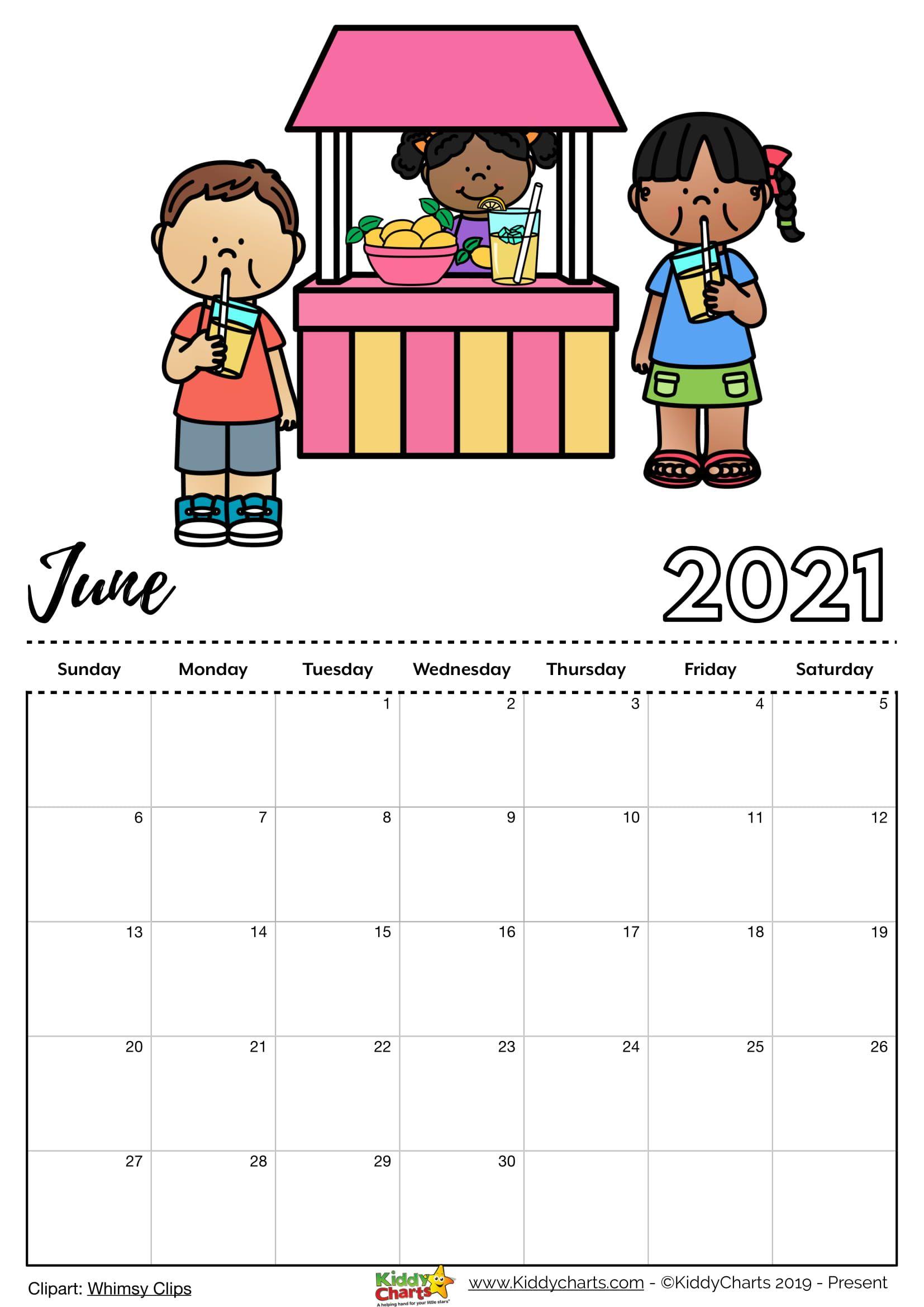 Check our new free printable 2021 calendar! | 2021 ...