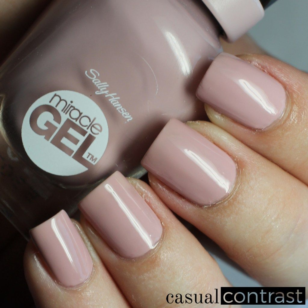 Sally Hansen Miracle Gel Voyager Collection: Swatches & Review ...