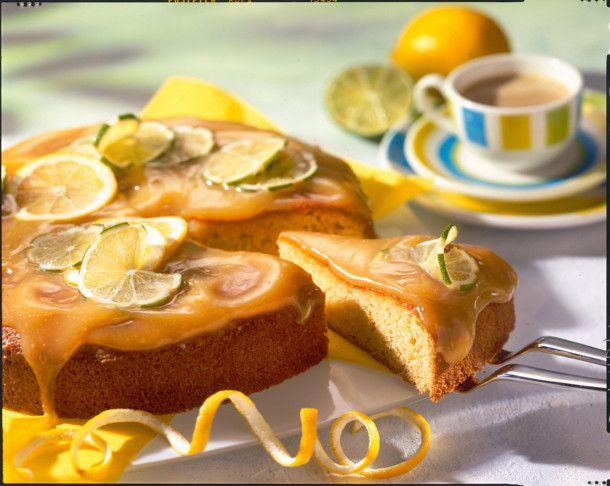 Unser beliebtes Rezept für Zitronenkuchen und mehr als 55.000 weitere kostenlose Rezepte auf LECKER.de.