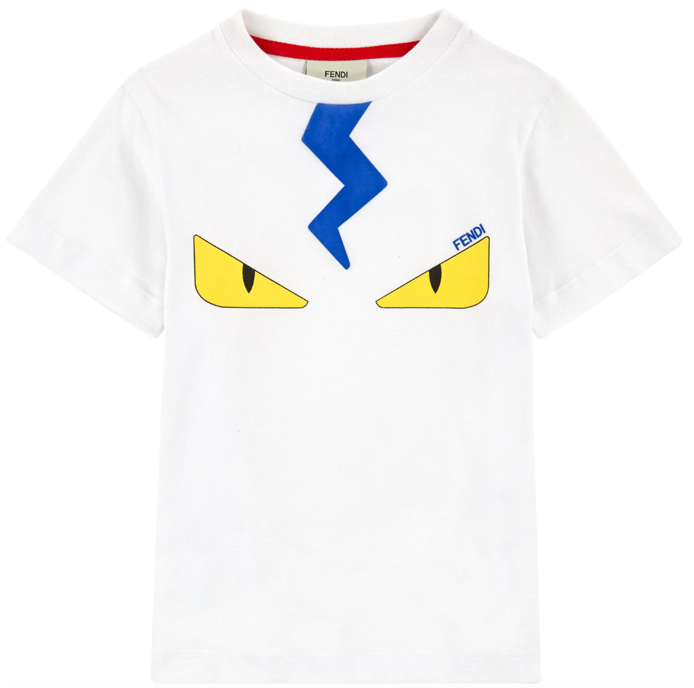 Pin by jayfazzo 2254 on designers Fendi, T shirt, Boys