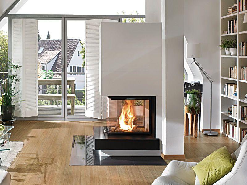 chemin e bois 3 faces foyer ferm contemporaine 1 168 0 hark gmbh co kg. Black Bedroom Furniture Sets. Home Design Ideas