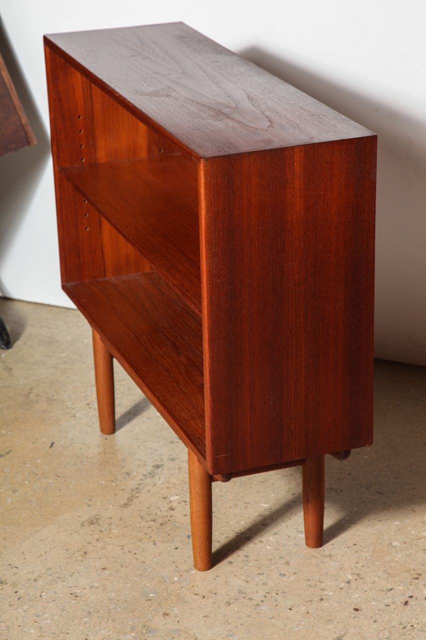 pair of Borge Mogensen Book Cases   From a unique collection of antique and modern bookcases at https://www.1stdibs.com/furniture/storage-case-pieces/bookcases/