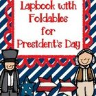 My students and I have fallen in love with foldables...and lapbooks.  This unit is all about President's Day and is full of foldable learning for y...