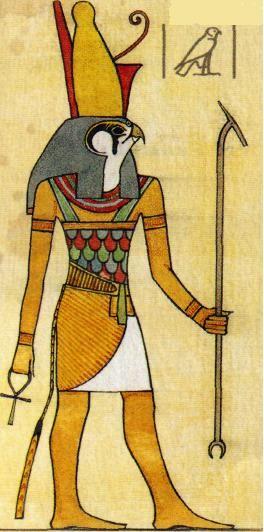 Ancient Egyptian Horus Ancient Egypt Kemet Pinterest