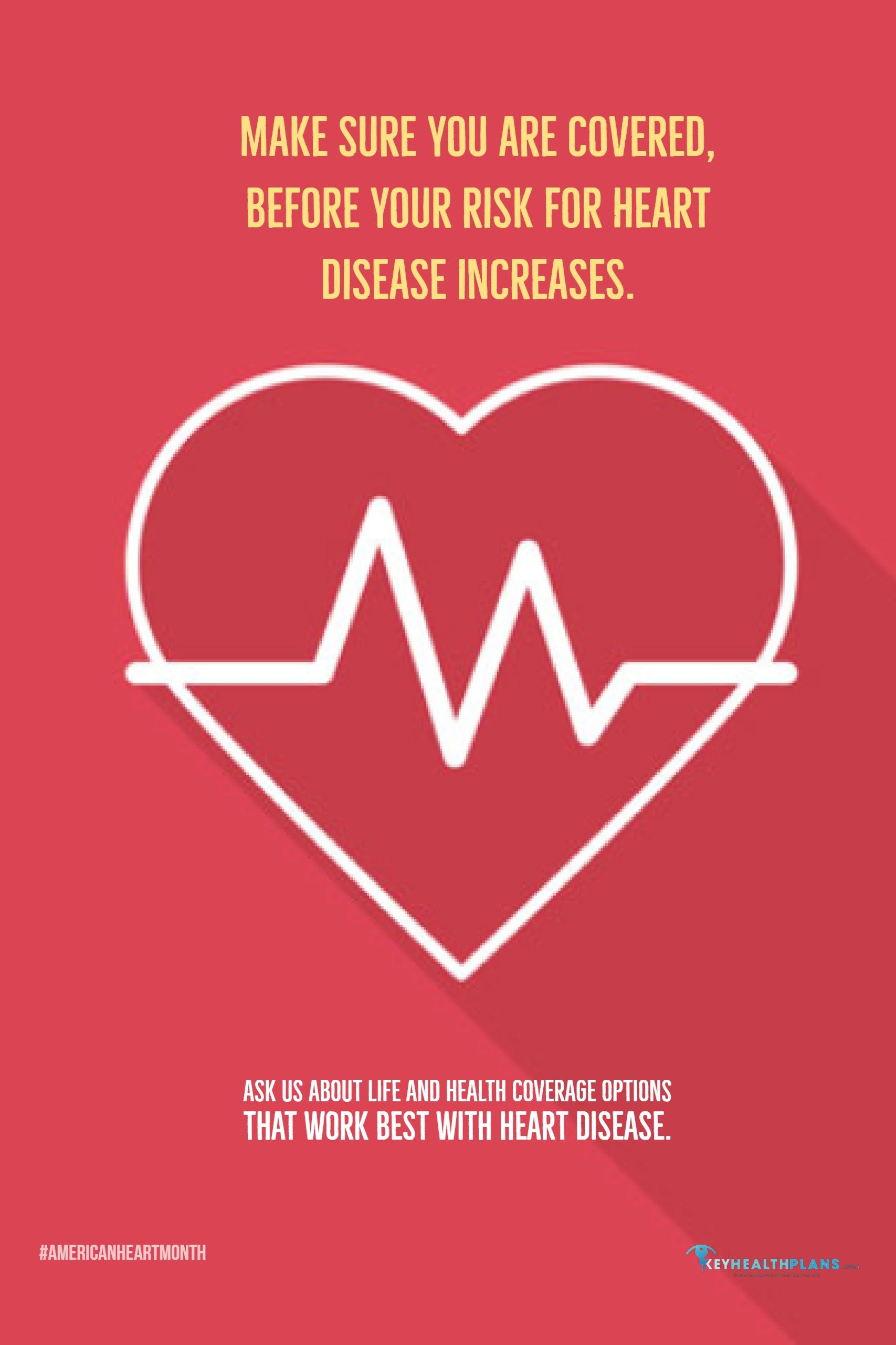 Home heart d isease awareness month heart disease