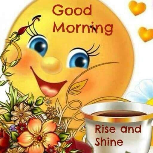 Good Morning Quotes Rise And Shine : Good morning rise and shine pictures photos images