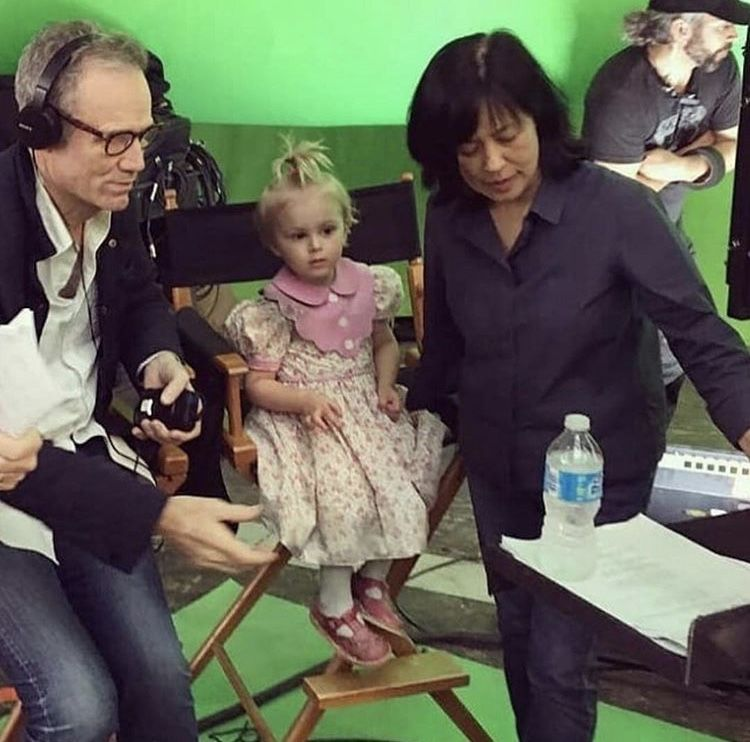 Presley Smith Behind The Scenes Of Asoue With Images Presley